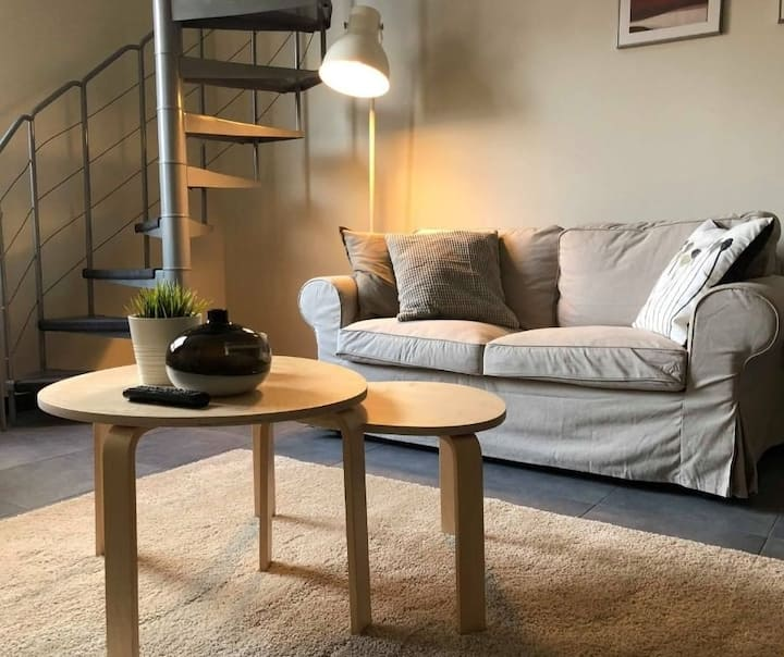 Modern Duplex appartement, Dijleland 3.0