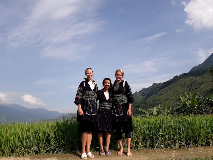 Little Hmong Homestay &  Trekking Sapa Vietnam