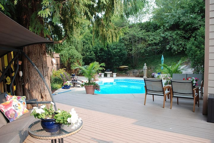 Amazing Home w/Pool, Hot Tub & Access to Adventure