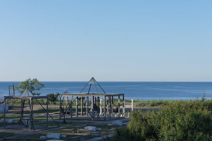 Villa Nia Shabla sea & mineral spring (6 persons)