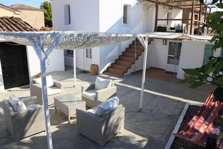 Keros Beach House 2 Room Apartment - Kalliopi