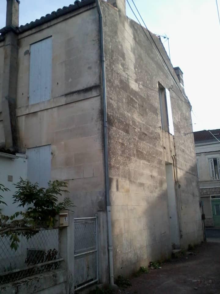 Maison quartier de la Gare