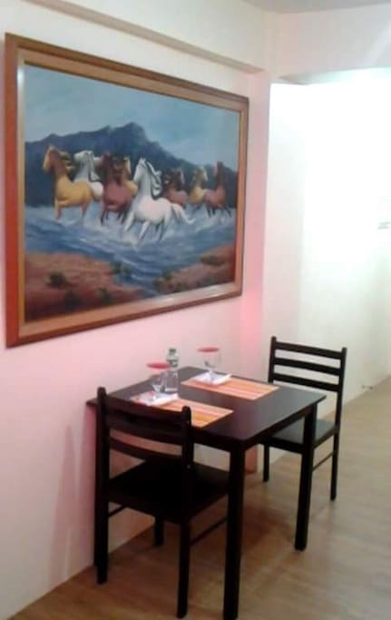 Enjoy your private room in a quiet place condominiums for Cocktail tables for rent quezon city