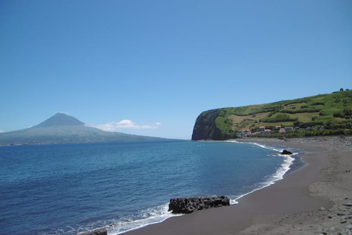 Casas da Praya - Açores, ilha do Faial