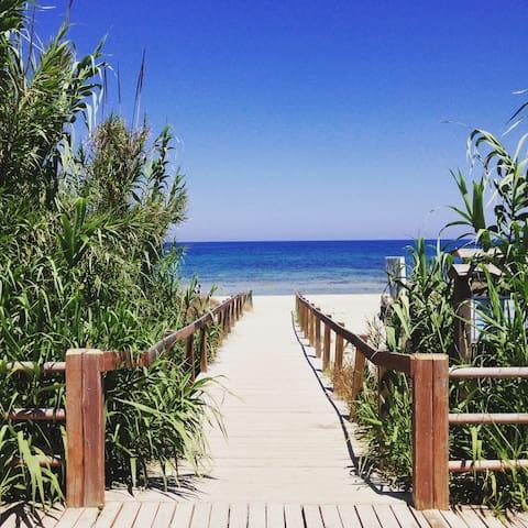 Rilassante villa al mare, Casalabate - Trepuzzi - Villa