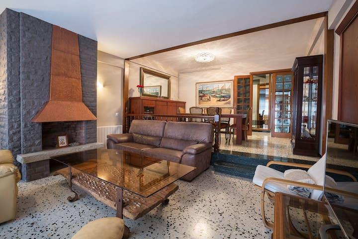 Apartamento céntrico Calafell Playa - Calafell - Pis