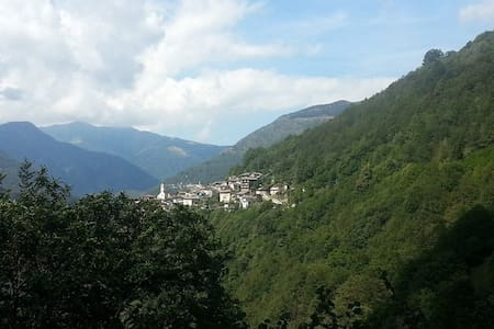 Cà du Sulfar - Cannobio - Apartamento
