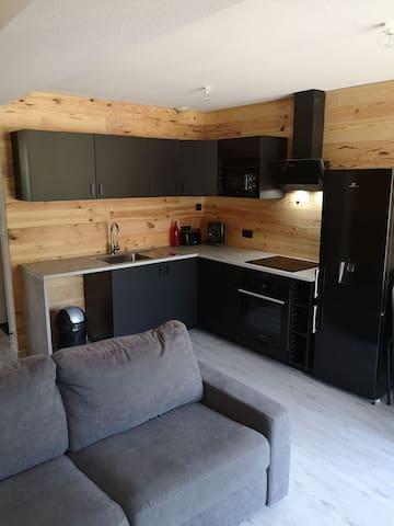 Appartement 4 personnes vallée de Campan