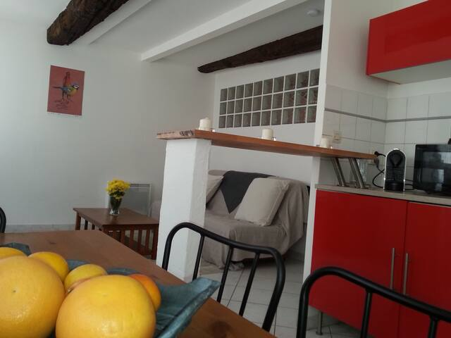 Charming &  Cozy 1 Bedroom Apt 34m2 - Toulon - Appartement