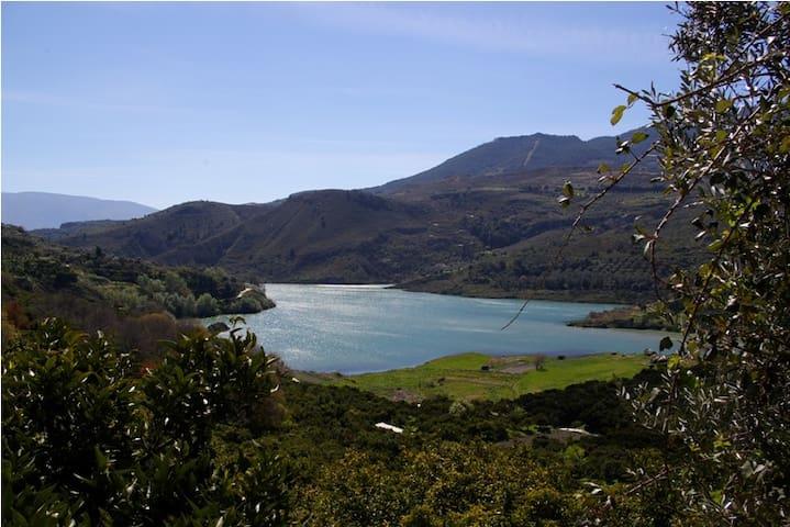 Casa rural Los Naranjos - Melegís