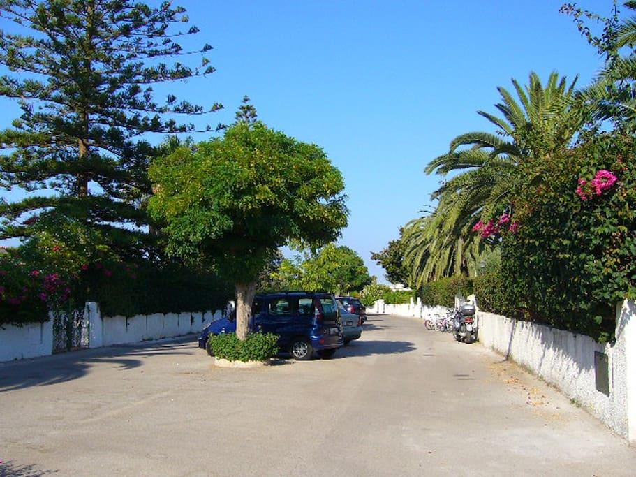 Area Parcheggio Comune