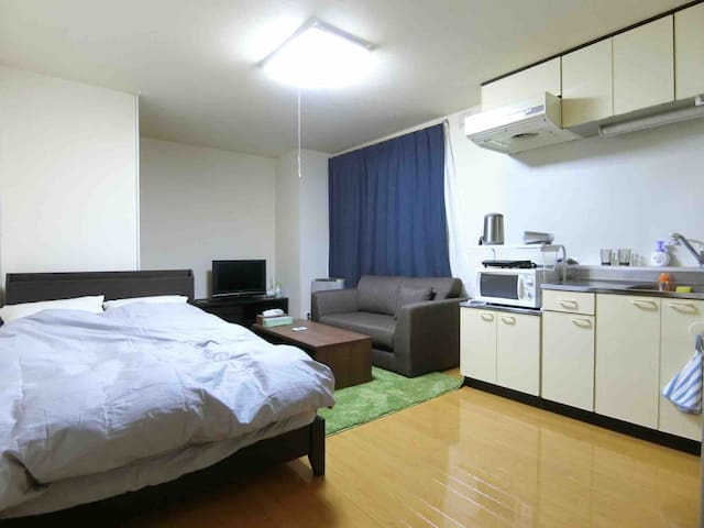 Compact room