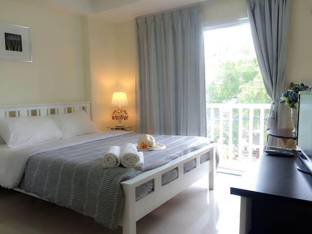 Hua Hin Room Daily & Monthly - Nongkae Alley - Appartement