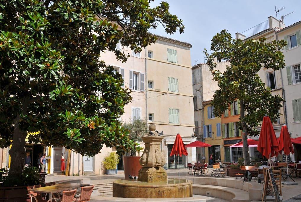 Appart cosy vieux port appartements louer - Office du tourisme la salle les alpes ...
