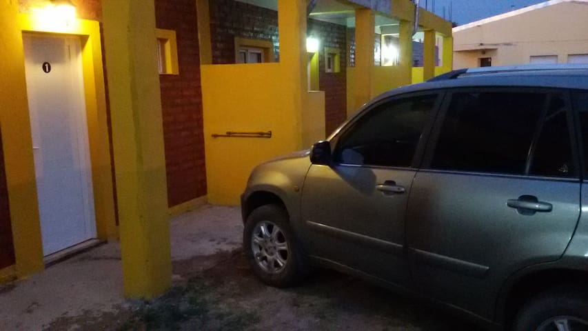 """DEPARTAMENTOS PEUMAYEN """"Lugar Soñado"""" 3 personas"""