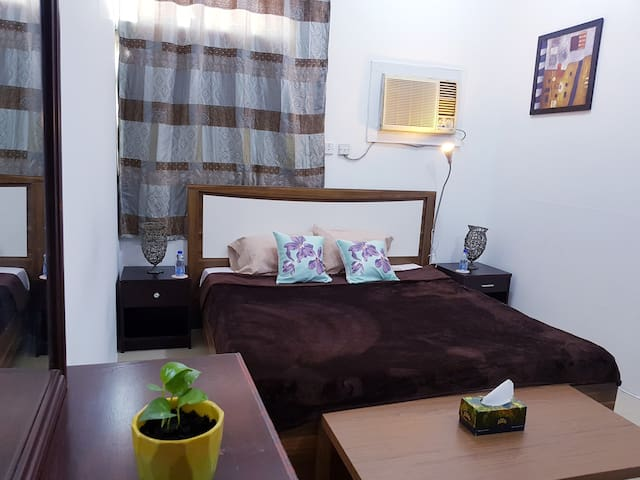 Comfy and Modish  Room in Doha