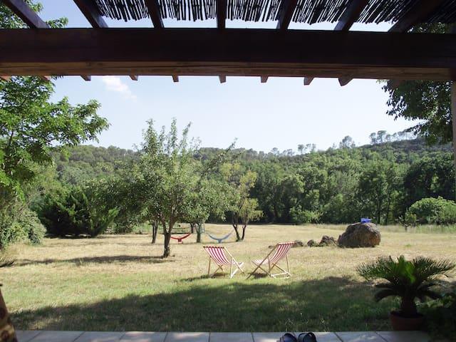 Riverside Cabanon 'Les Mauniers' Lorgues - Lorgues - Apartemen