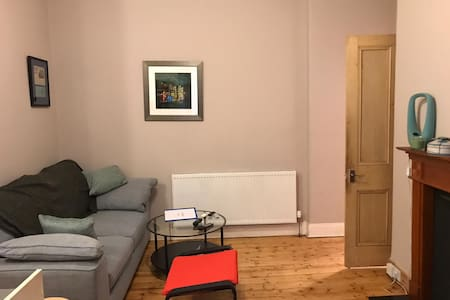 1 Bedroom Flat 15 Mins from City Centre