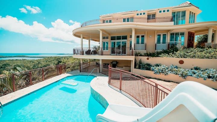 Tropical Family Retreat @ Villa Claramar!