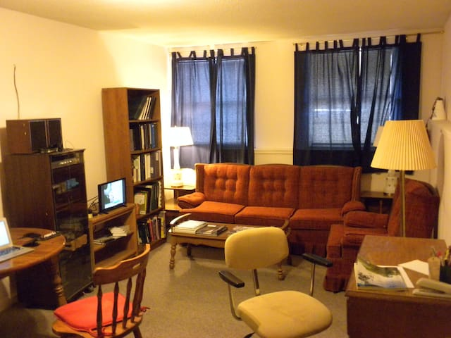 One bedroom unit near DHMC/I-89 - Lebanon - Pis