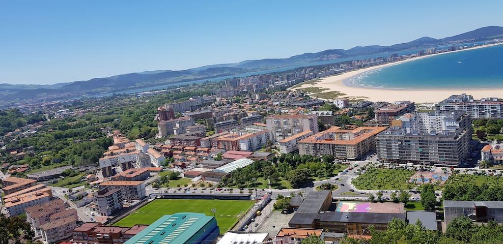 Apartamento a estrenar con vistas a la playa