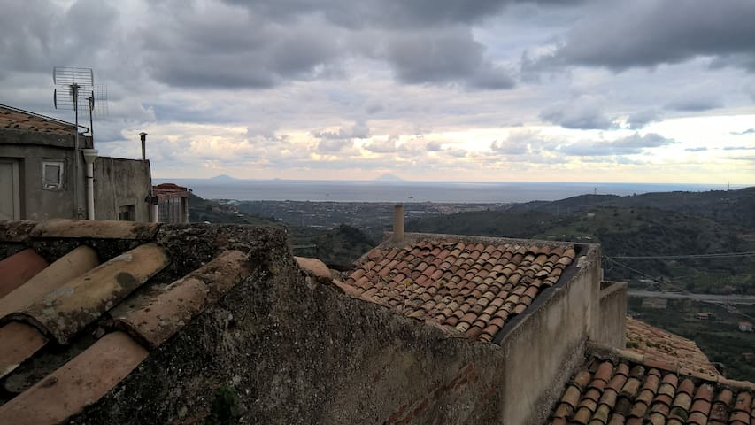 Nel bello delle Colline Siciliane