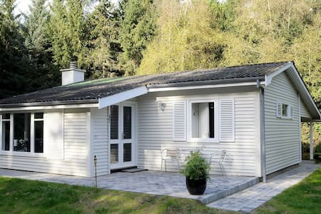 Comfortable Holiday Home in Ans Denmark with Barbecue