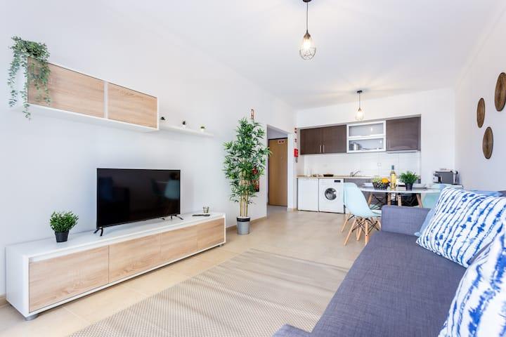 BeHappy Lumina W/Terrace, Beautiful & Super Modern