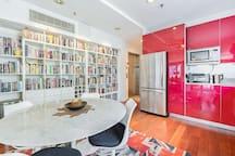 Manhattan Lux Loft.Like.Love.Lots.Look !
