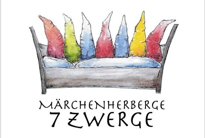 Märchenherberge7zwerge in Nordhessen/Grimmheimat