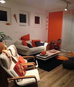 Ampio appartamento/loft 60mq,Avegno/Vallemaggia,TI - Avegno