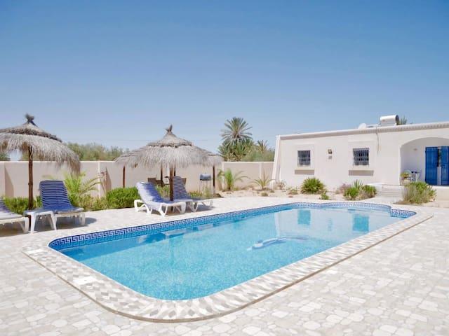 Villa Dar Elyas  mit 10*5 m privatem Pool