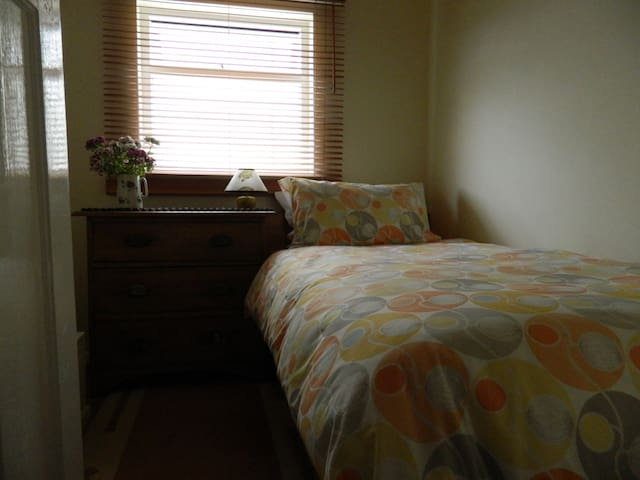 Single bed and Brecon homestay - Brecon