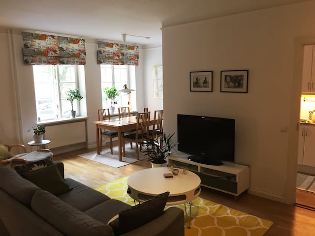 Charming 1 bedroom apartment in lovely area
