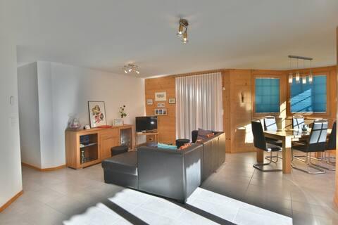 Magnifique appartement à Champéry