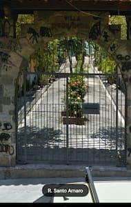 Quarto em Casa de Vila Aconchegante - Santa Tereza