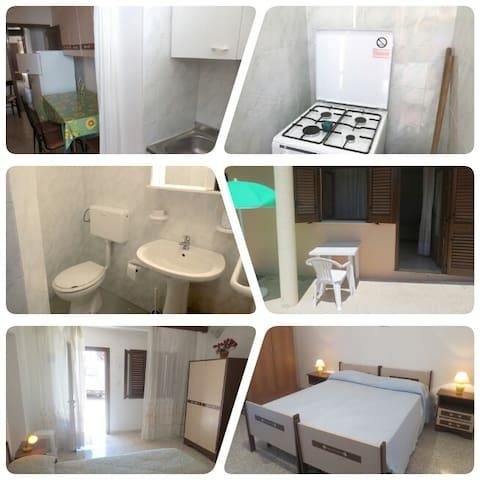 Geranio - Leuca - Apartamento