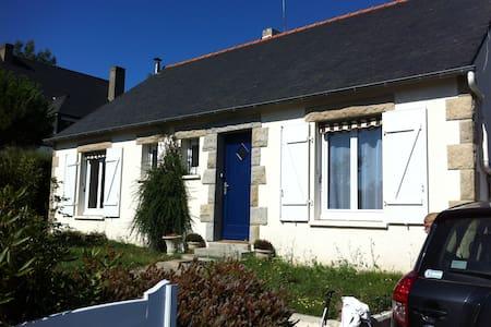 Maison 5 pers. 200m mer, centre - Saint-Jacut-de-la-Mer