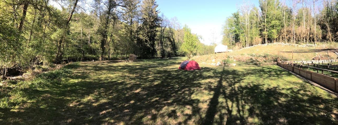 Camping du Moulin Burignat