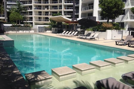 Surfers Paradise, Great location! - Surfers Paradise - Leilighet