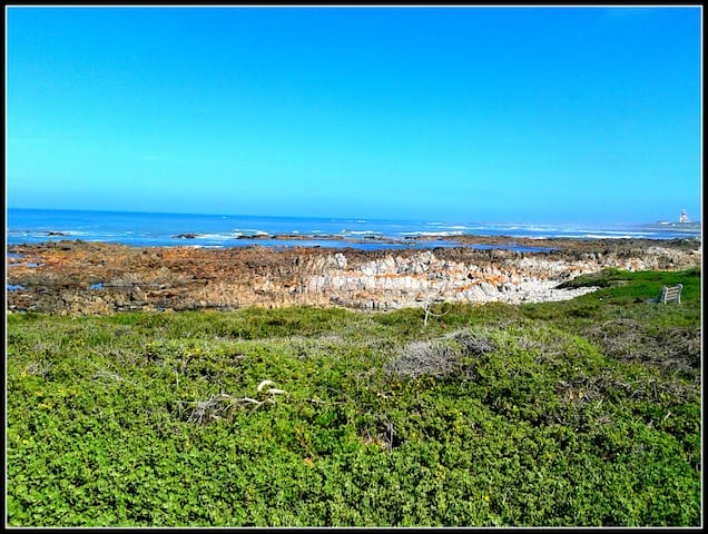 KANI-TRAKI Beach Cottage - Cape Agulhas Municipality - Hus