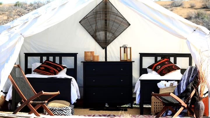 Out of Africa Glamping  Safari - Arusha Tent