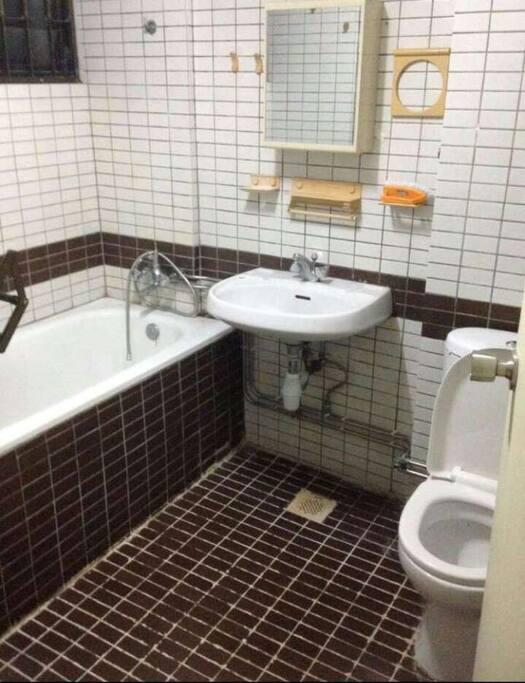 主人房内卫浴