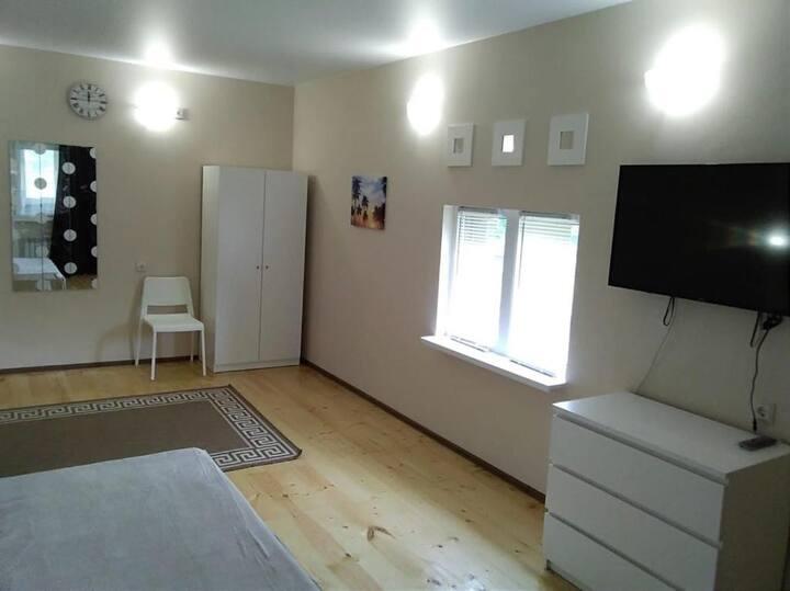 Апартаменты с 2 спальнями в FOREST CLUB