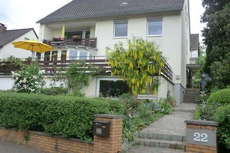 Gemütliche Ferienwohnung Kehmeier - Polle - Apartment
