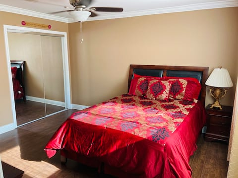 2 Bedroom Residential Home