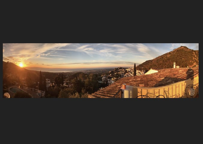 360º Stunning views Mijas Pueblo - Mijas - Appartement