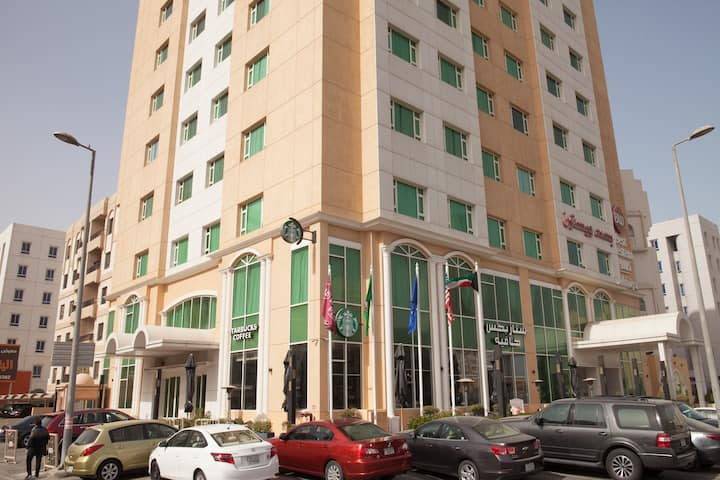 Bestwestern Plus Salmiya Hotel , Executive Suite