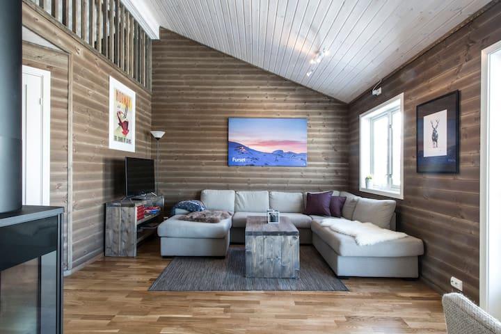 """Mountain Lodge in Stranda, """"Furset"""""""