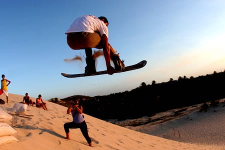 Pousada Beco dos Surfistas 4 - Florianópolis - Appartement